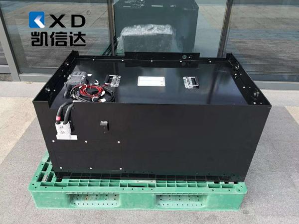 KXD-48V-450AH电动叉车磷酸铁锂动力电池系统