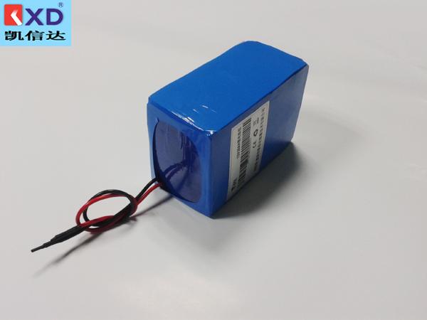 36V6.6AH锂电池