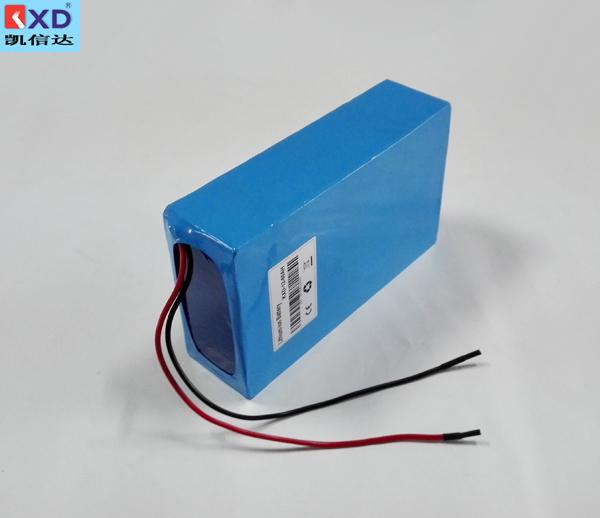 KXD-36V-20AH低温动力锂电池组