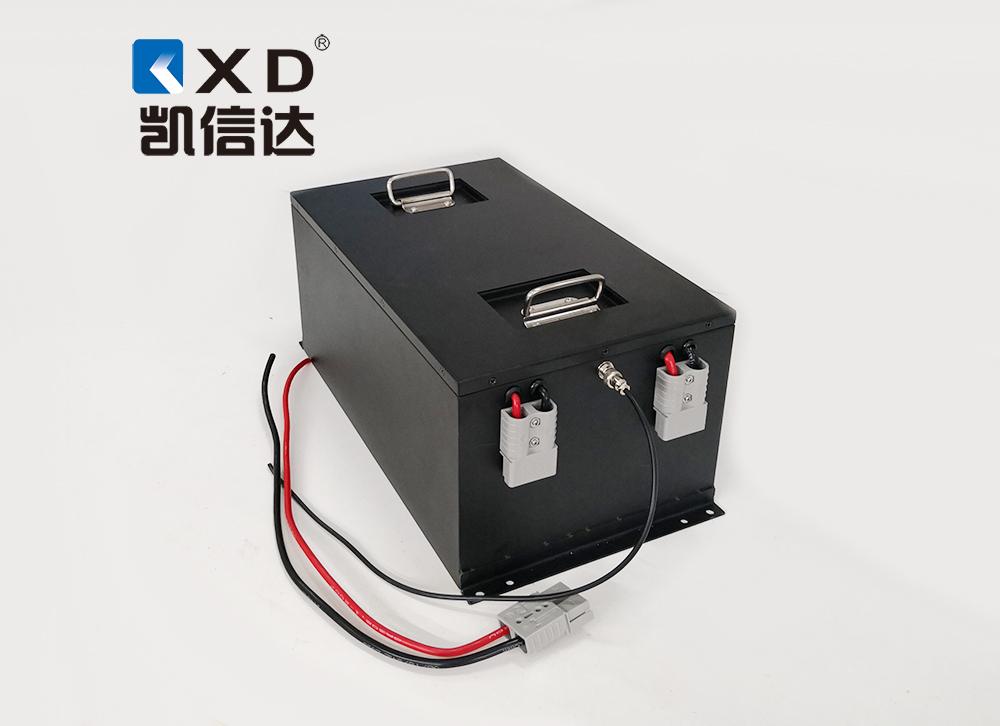 KXD-48V-65AH消防機器人磷酸鐵鋰電池組