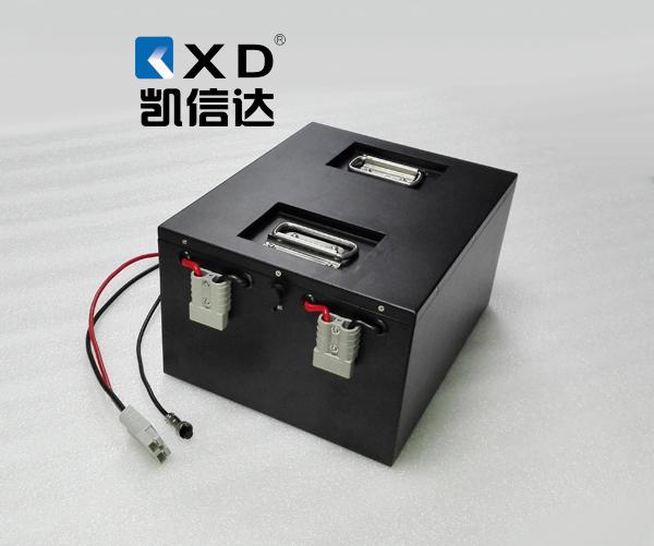 KXD-48V-40AH智能机器人磷酸铁动力电池组