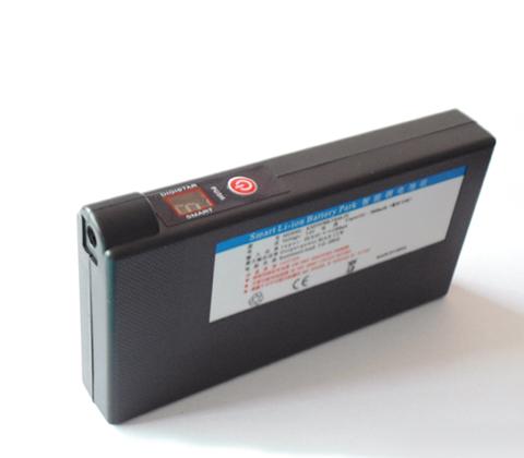12V4400mAh高容量发热服装锂电池