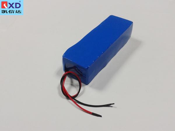 KXD-36V-10AH低温动力锂电池组