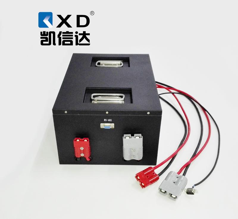 KXD-48V-50AH低温动力锂电池组