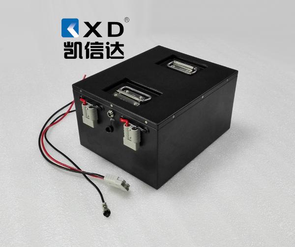 KXD-48V-30AH AGV智能机器人磷酸铁锂电池组