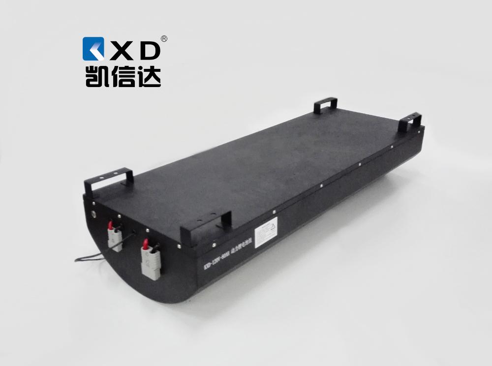 KXD-120V-80AH电动勘测艇动力锂电池组