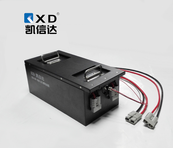 KXD-48V-45AH 穿梭车磷酸铁锂电池组