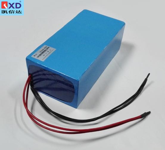 KXD-72V-50AH低温动力锂电池组