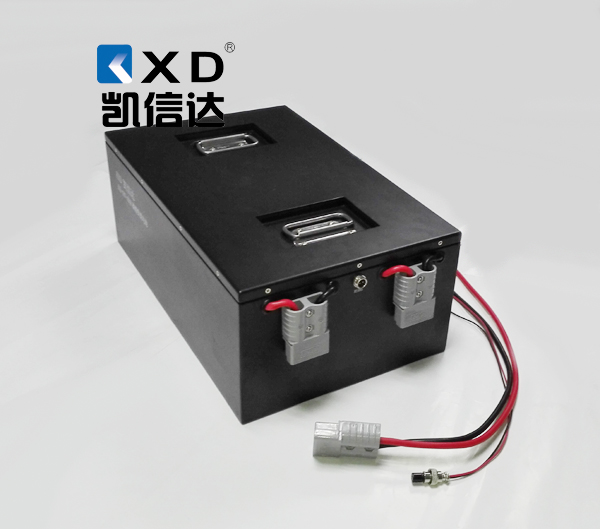 KXD-48V-40AH AGV自动搬运车磷酸铁锂电池组