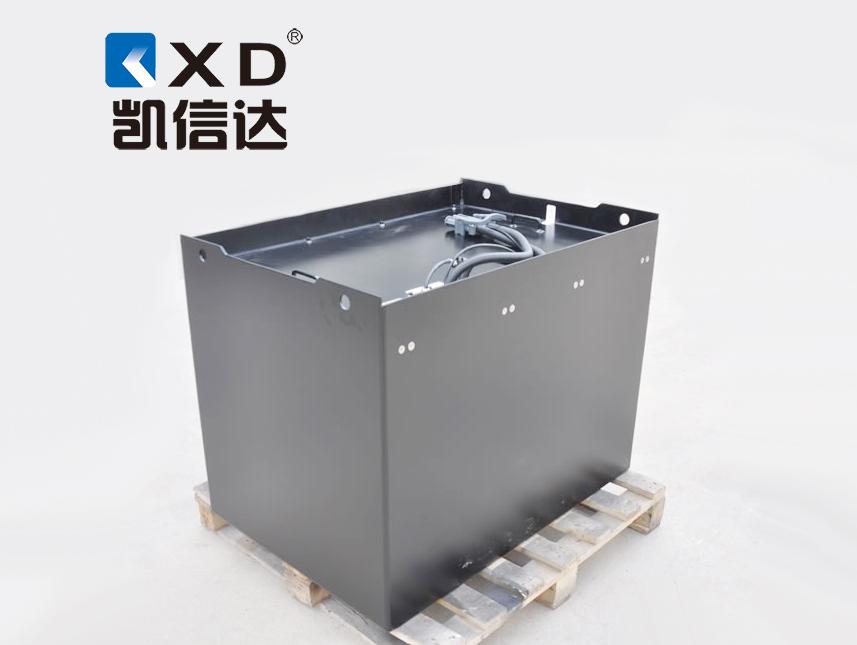 KXD-48V-420AH电动叉车磷酸铁锂动力电池系统