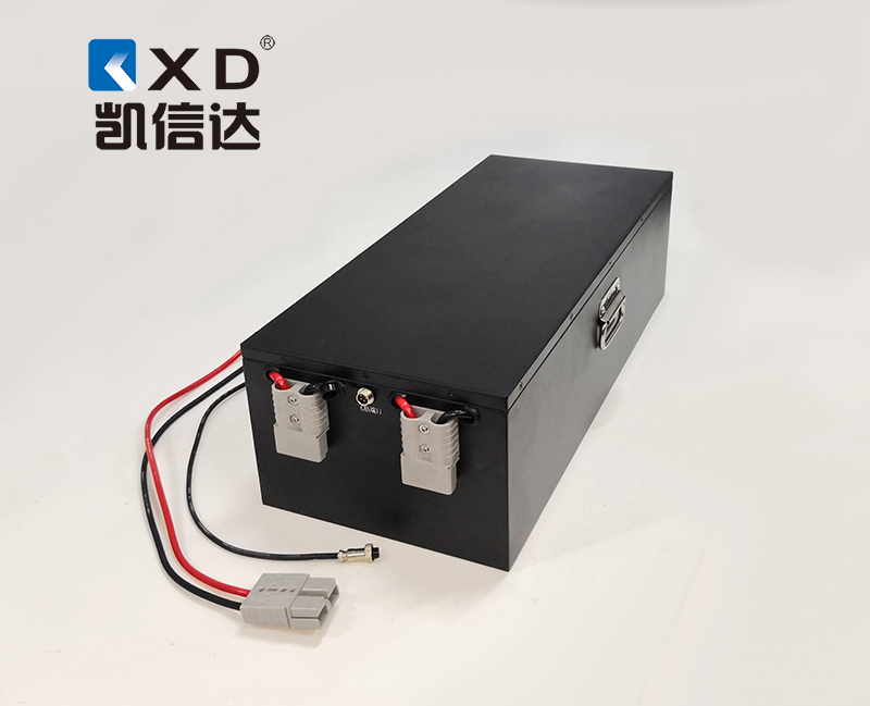 KXD-48V-60AH AGV自动搬运车磷酸铁锂电池组