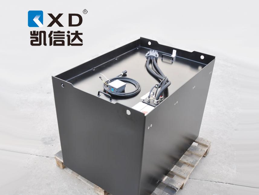 KXD-80V-500AH电动叉车磷酸铁锂动力电池系统