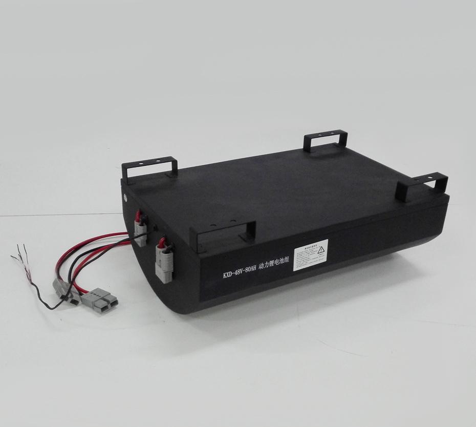 KXD-48V-80AH电动勘测艇动力锂电池组