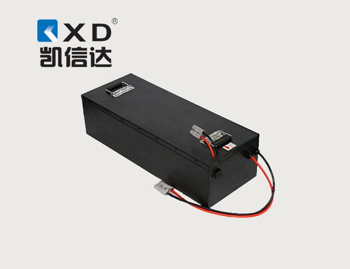 KXD-72V-100AH电动四轮车磷酸铁锂动力电池组