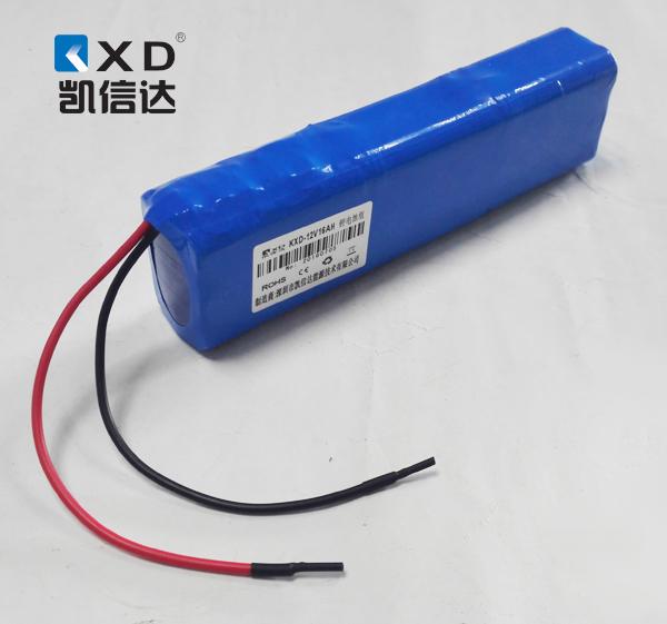 KXD-12V-10AH低温动力锂电池组