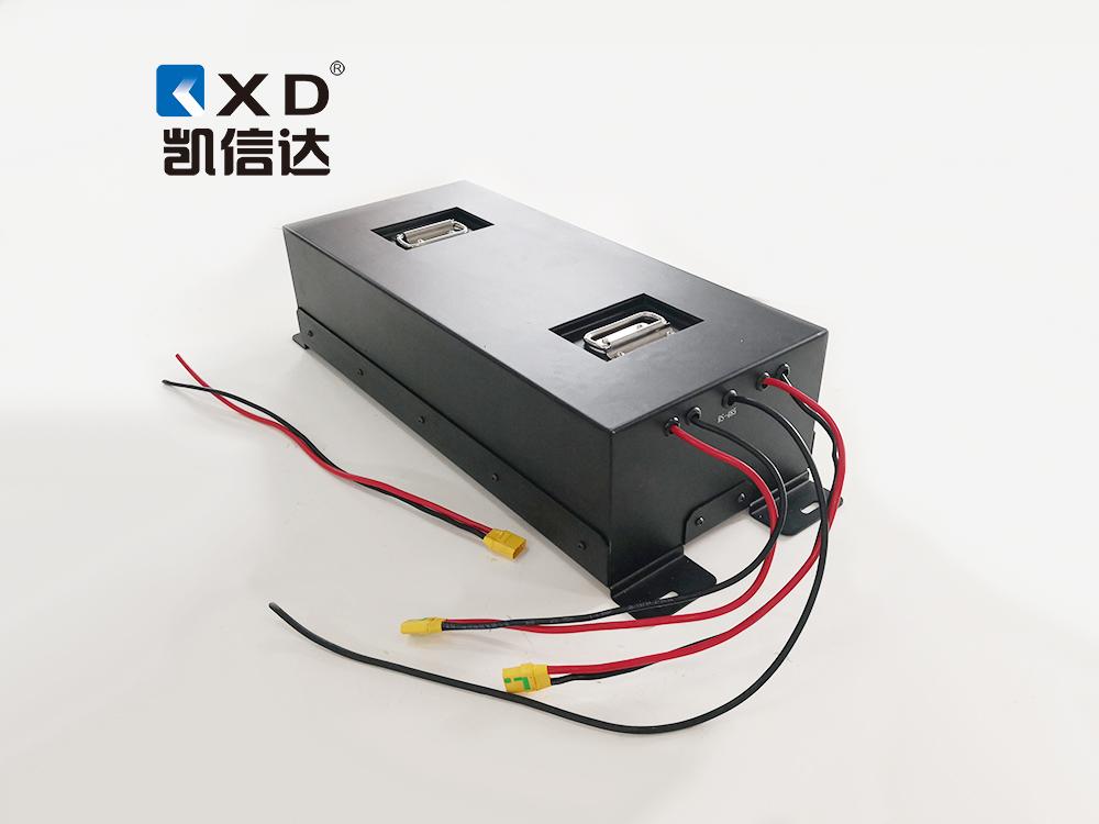 KXD-48V-50AH AGV机器人动力锂电池组