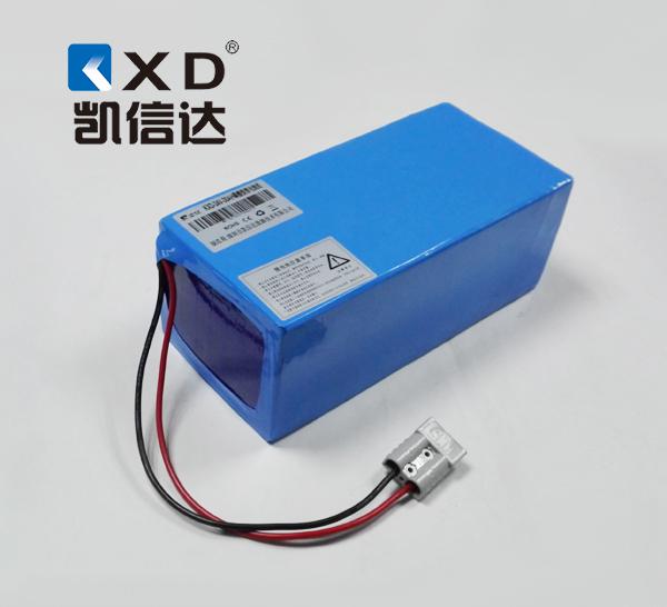 KXD-28V-50AH低温动力锂电池组
