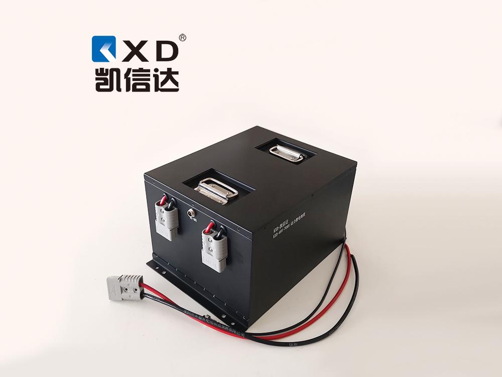 KXD-48V-70AH 救援机器人动力锂电池组
