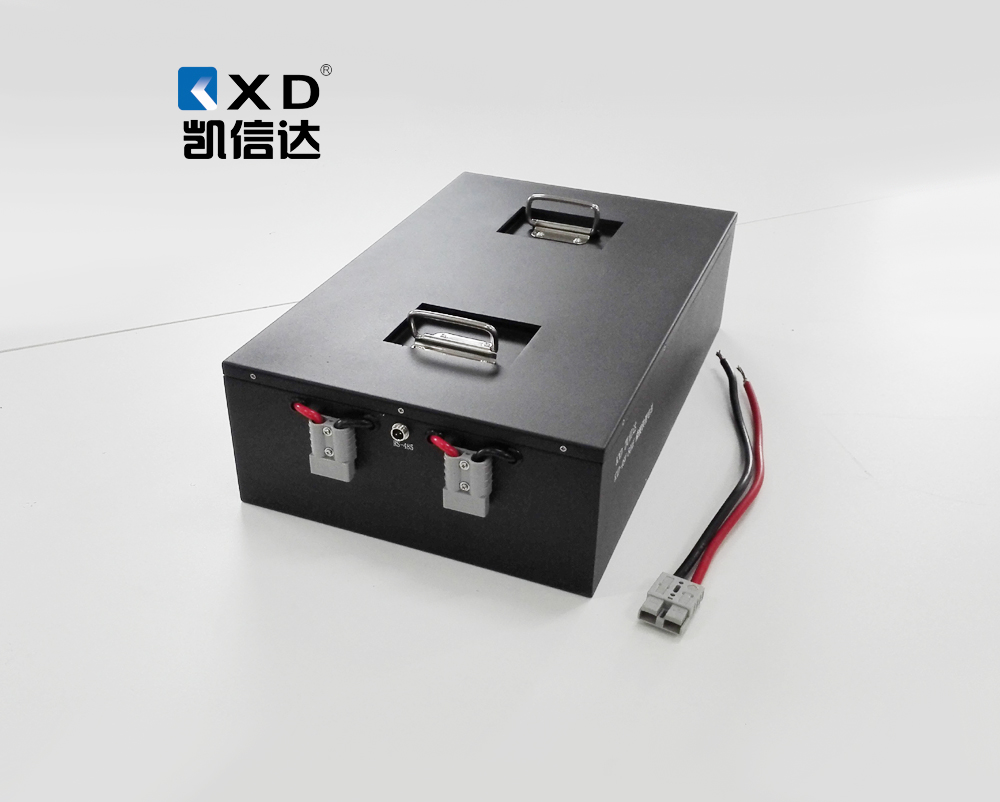 KXD-48V-100AH磷酸铁动力电池组