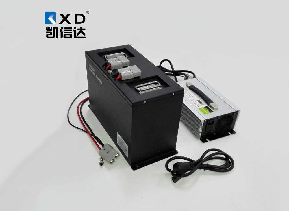 电动叉车 KXD-72V-300AH磷酸铁锂动力电池组