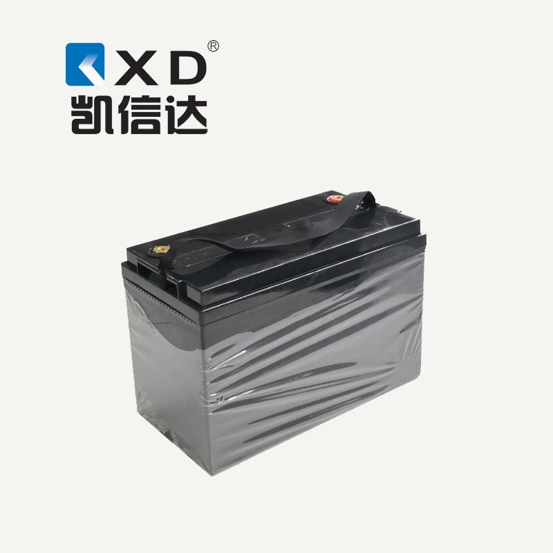 12.8V 100AH磷酸铁锂电池 12V铅酸换锂电池