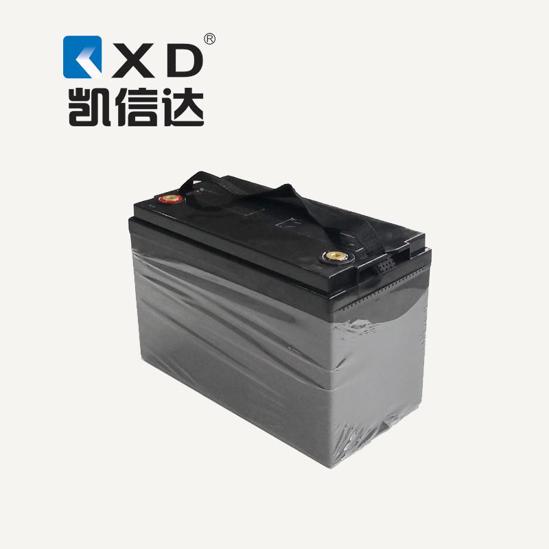 12.8V 80AH磷酸铁锂电池 12V铅酸改锂电池