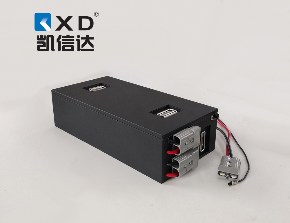 KXD-24V-200AHAGV自动搬运车磷酸铁锂动力电池组