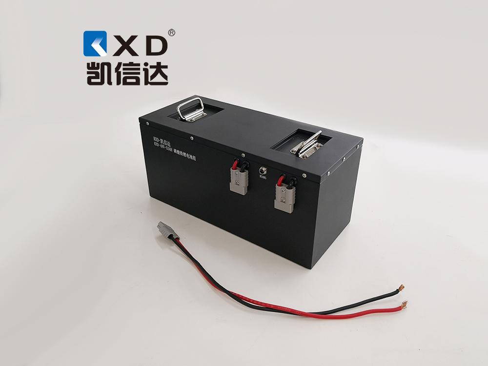 KXD-48V-53AH消防机器人磷酸铁锂电池
