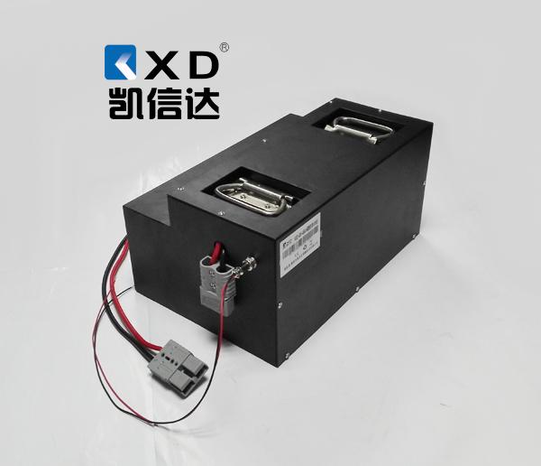 KXD-48V-45AH AGV自动搬运车磷酸铁锂电池组