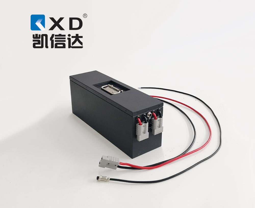 KXD-48V-28AH智能机器人磷酸铁锂动力锂电池组