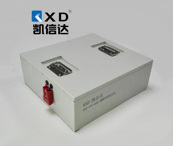 KXD-24V-70AH AGV小车动力锂电池组