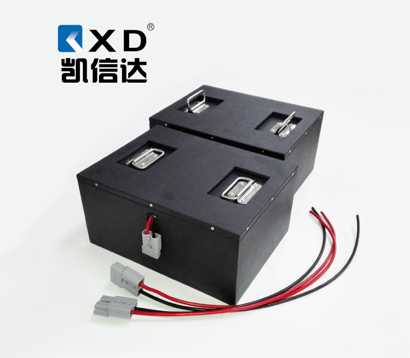 KXD-48V-90AH冷库机器人低温动力电池组